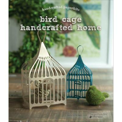 Websters Pages Handcrafted Paperkit Home: Birdcage WPK72