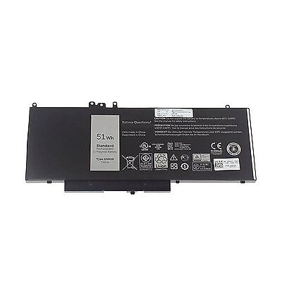 "New Battery for Dell Latitude E5450 E5470 E5550 E5570 Notebook 15.6"" G5M10 6MT4T"