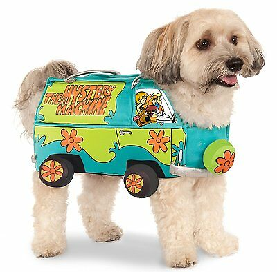 Scooby-Doo The Mystery Machine Pet Suit, Medium