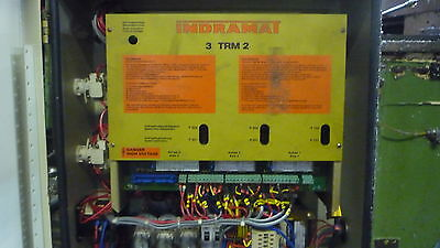 Indramat 3 TRM 2 Servo Drive With Instruction Manual