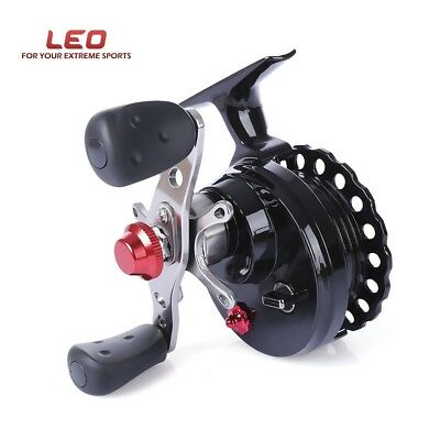 LEO DWS60 4 + 1BB 2.6:1 65MM Fly Fishing Reel Wheel with High Foot LEFT HAND