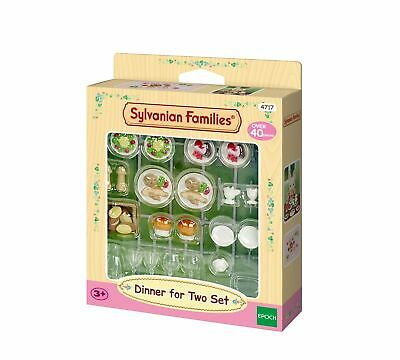 Sylvanian Families 2818 Dinner for Two-Set NEU & OVP