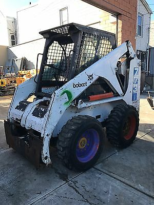 Bobcat Skid Steer Loader 773