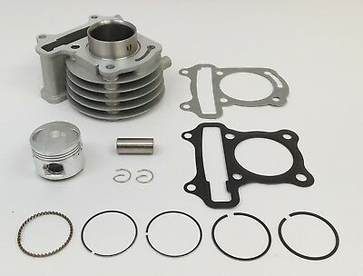 44mm 60cc Cylinder kit for GY6 Chinese Made Scooters Moped ATV Piston Rings