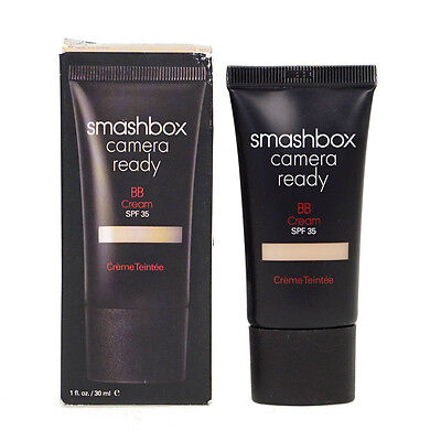 SmashBox Camera Ready BB Cream SPF 35 Fair 30ml - RRP £27.00 | Damaged Box