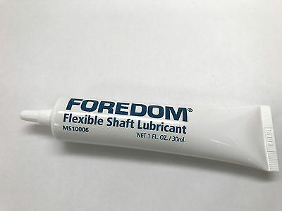 Foredom Flexible Shaft Lubricant Ms10006 Lube
