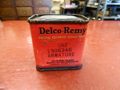 40 's 50 's Buick Cadillac Chevrolet Delco Remy Control Unit Armature Relay NOS