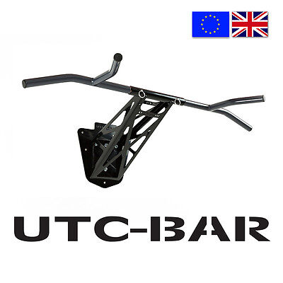 UTC-BAR pull-up chin-up & dip Fitness Workout portable home / street Gym bar