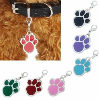 Pet Jewelry Cat Dog Collar Pendant Tags Necklace Collar Puppy Cat Dog Identity