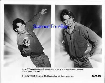 JERRY O'CONNELL Terrific ORIGINAL TV Photo SLIDERS