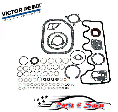 Crankcase Engine Gasket Set For Chinese Chainsaw 4500 5200 5800 45cc