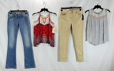 Wholesale Lot of 72 High End Womens Apparel Clothing Brand Name Manifsted New 2