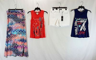 Wholesale Lot of 72 High End Womens Apparel Clothing Brand Name New Manifested 4