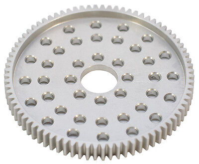 "Actobotics 32P, 80T Aluminum Hub Gear (1/2"" bore) #615206"