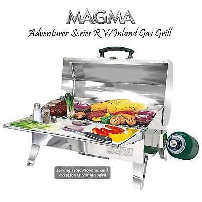 Magma A10-603 Adventurer Propane Barbecue Gas Grill RV Camping Home BBQ