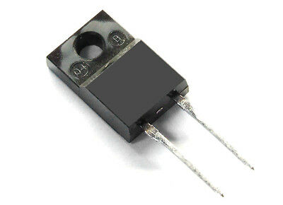 BY229X-600 Fast Switching Plastic Rectifier ITO-220AC / Rectifier 600V 8A