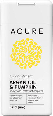 Energizing Body Wash - Moroccan Argan 235ml - Acure