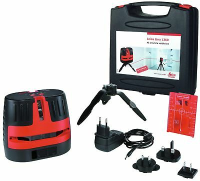 Laser portatif Lino L360 Leica Geosystems - Pack complet