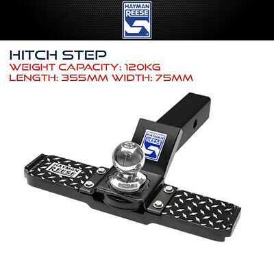Hayman Reese Hitch Step for tow tongue towball mount