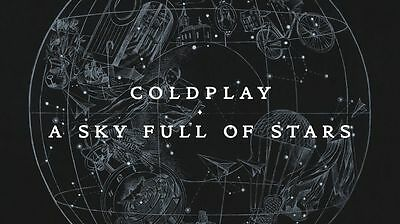 Coldplay Music Poster 26'' X 15''