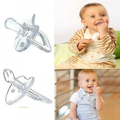 Safety Orthodontic Dummy Nipple Toddler Baby Soother Infant Pacifier Teether