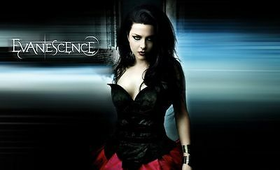 Evanescence Music Poster 26'' X 16''