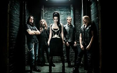 Evanescence Music Poster 28'' X 17''