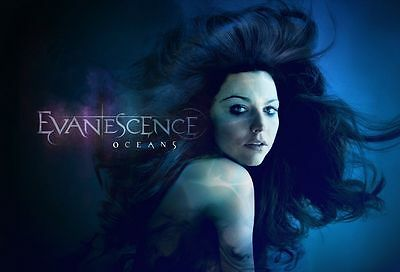 Evanescence Music Poster 28'' X 19''