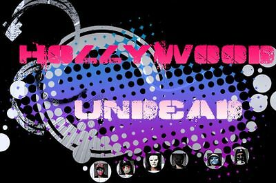 Hollywood Undead Music Poster 23'' X 15''