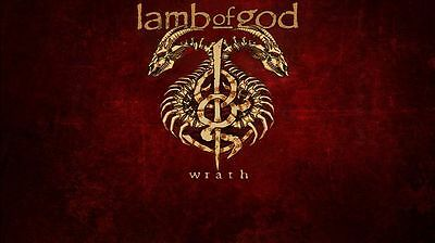 Lamb Of God Music Poster 26'' X 15''