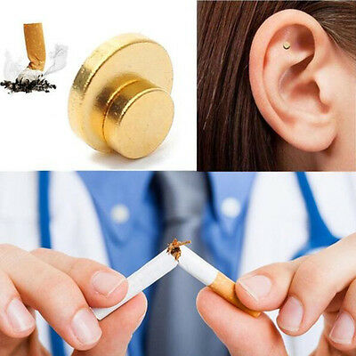 Stop New Stop Smoking Patch Device Health Cessation 1 Pair Smoking Magnet Quit