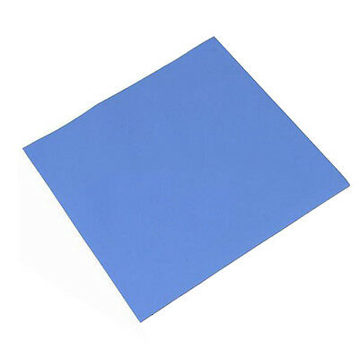New GPU CPU Heatsink Cooling Conductive Silicone Pad 100mm*100mm*1mm Therma@Y0K6
