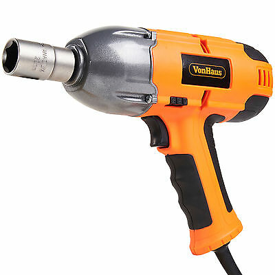 VonHaus 230V Impact Wrench Driver 500nm Corded Electric Vehicle Car Driver