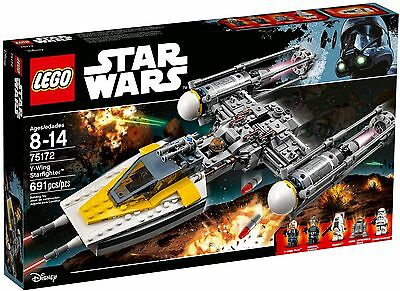 LEGO 75172 Star Wars Y-Wing Starfighter - Brand New Sealed