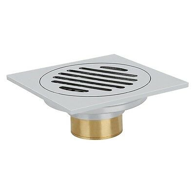 Stainless steel floor drainage shower drainage bath drainage odor trap show W1X1