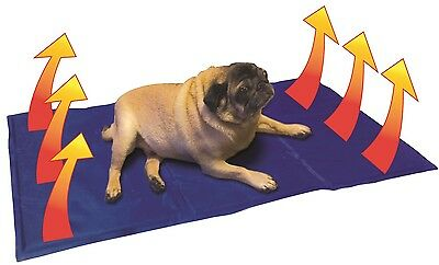 Streetwize Dog & Cat Pet Heat Relief Cooling Pad Liner Mat - Large 90cm x 50cm