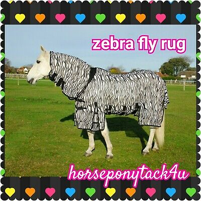 all in one fly rug with mask or 2/1 waterproof topline turnout full combo neck