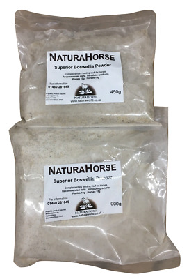 Boswellia for Horses to support joints & Mobility by Natura