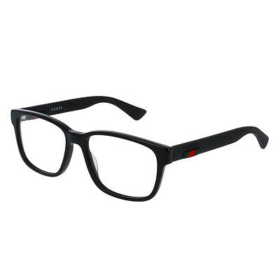 Gucci Gg 0011O 005 55/17 New Collection Occhiali Da Vista Eyeglasses Lunettes