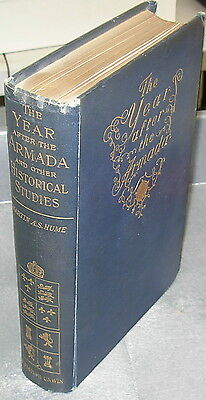 The Year of The Armada 1896 1st. edition
