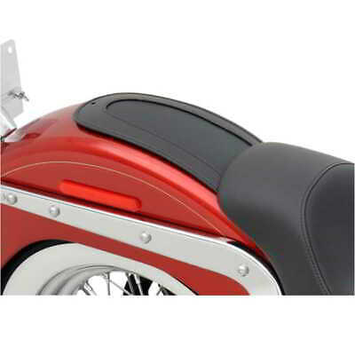 Drag Specialties Smooth Vinyl Fender Bib Skin for Harley Softails 2007-2017