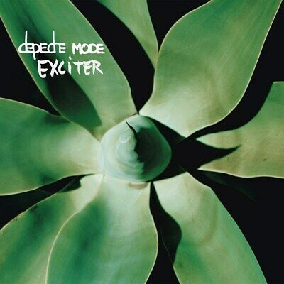 Exciter - Depeche Mode (Collector's  Album with DVD) [CD]