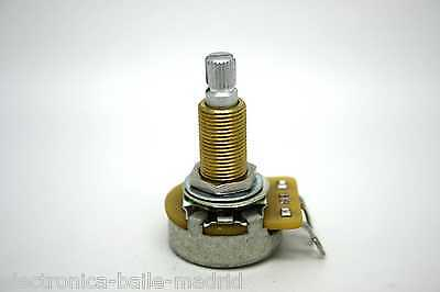 Cts 25K A25K Logarithmic Audio Pot Potentiometer Long Shaft