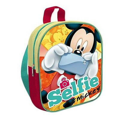 Sac a dos Mickey, ecole maternelle