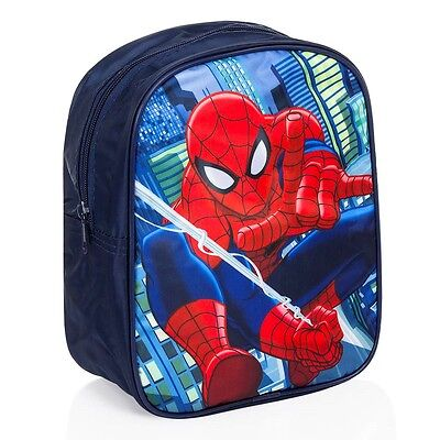 Sac a dos Spiderman, ecole maternelle