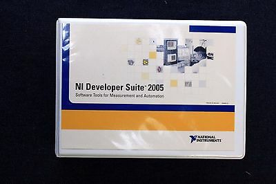 National Instruments NI Developer Suite 2005 Measurement & Automation Software
