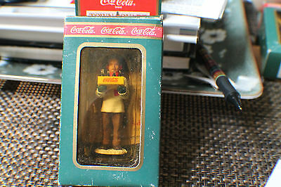 1992 Coca Cola Town Square Collection Gil The Grocer