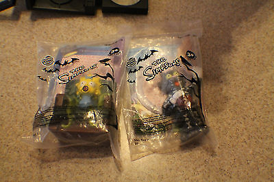 2011 Burger King Kids Meal Toy Tree House Of Horrors