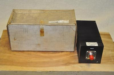 Bird Tenuline Coaxial Attenuator Model 8343-100 100 Watts 10DB