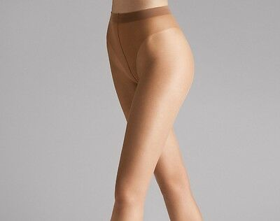 4c61590b95d NEW WOLFORD LUXE 9 Tights Bronze Honey Caramel XS S M XL -  29.99 ...